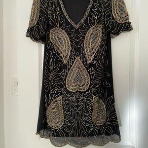 Beautiful MARINA beaded dress